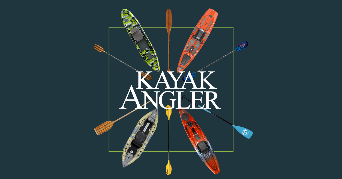online contests, sweepstakes and giveaways - Gear Giveaway [Kayak Angler Buyer's Guide]