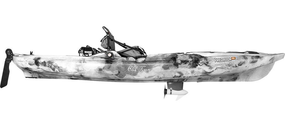 Kayaks: Predator MK by Old Town Canoes and Kayaks - Image 2776