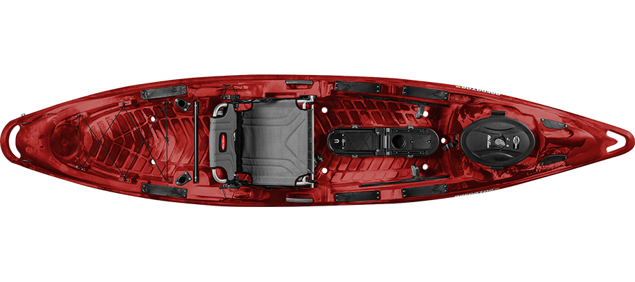 Kayaks: Predator 13 by Old Town Canoes and Kayaks - Image 4100
