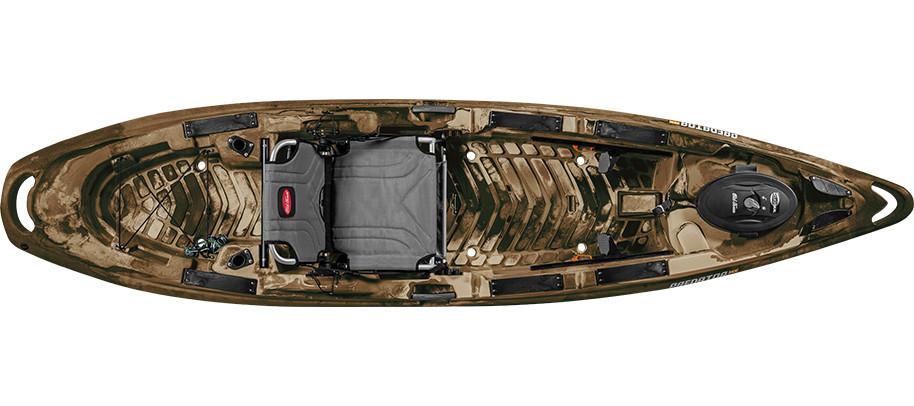 Kayaks: Predator MX by Old Town Canoes and Kayaks - Image 4101