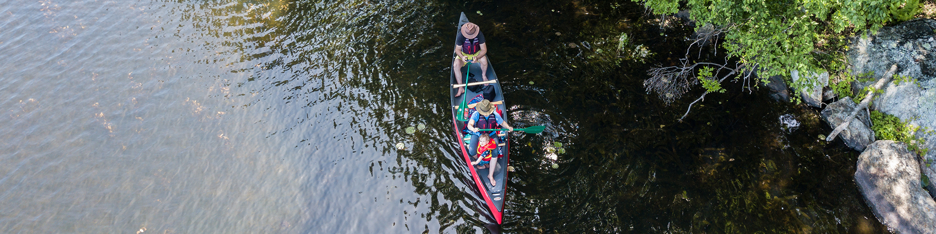Canoes: Discovery 133 by Old Town Canoes and Kayaks - Image 3898