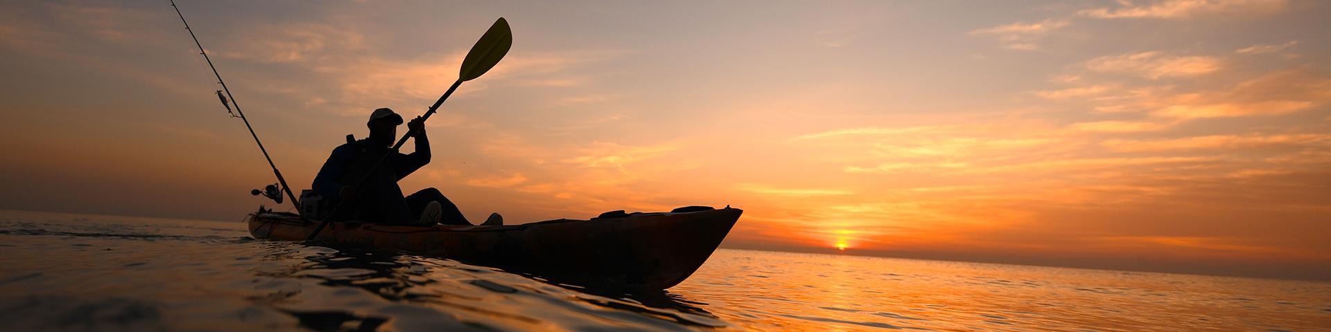 Kayaks: Trident 11 by Ocean Kayak - Image 4423