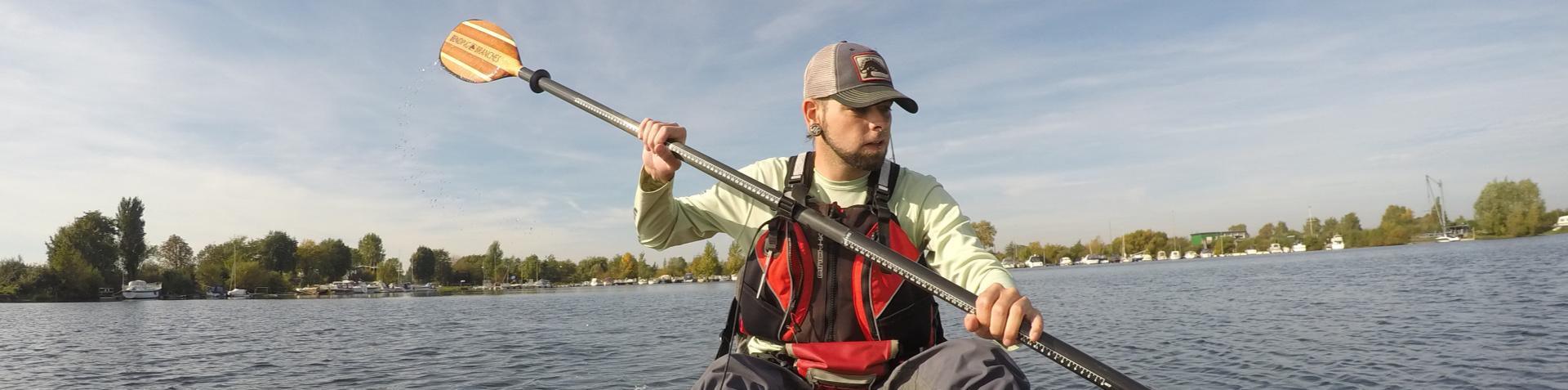 Kayak Paddles: Angler Navigator by Bending Branches - Image 3505
