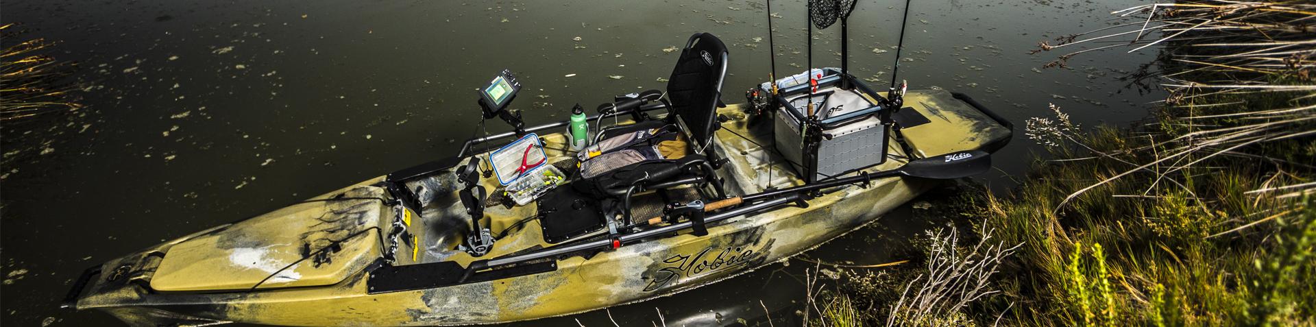 Kayaks: Mirage Pro Angler 14 by Hobie - Image 2690