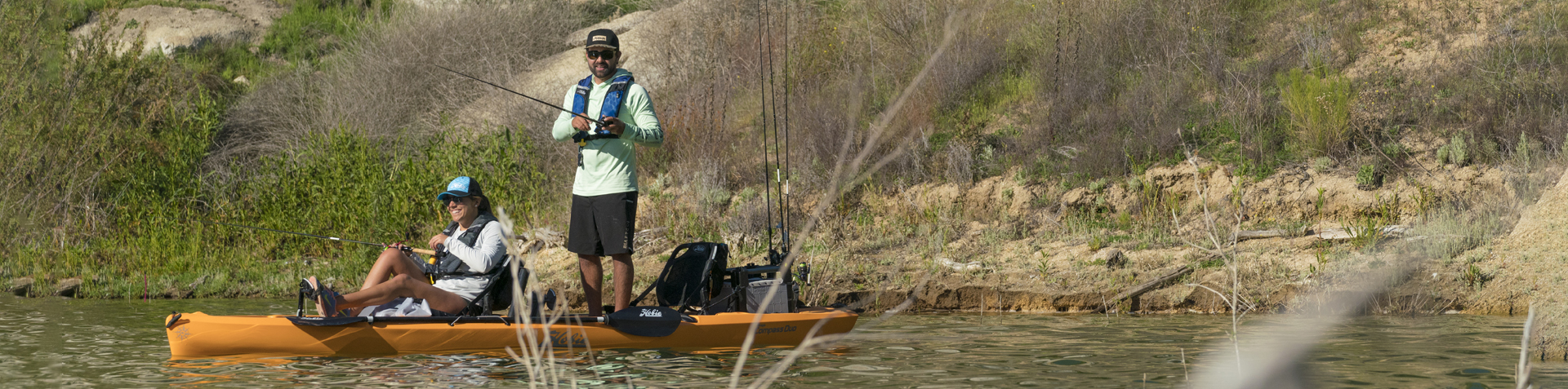 Kayaks: Mirage Compass Duo by Hobie - Image 2677