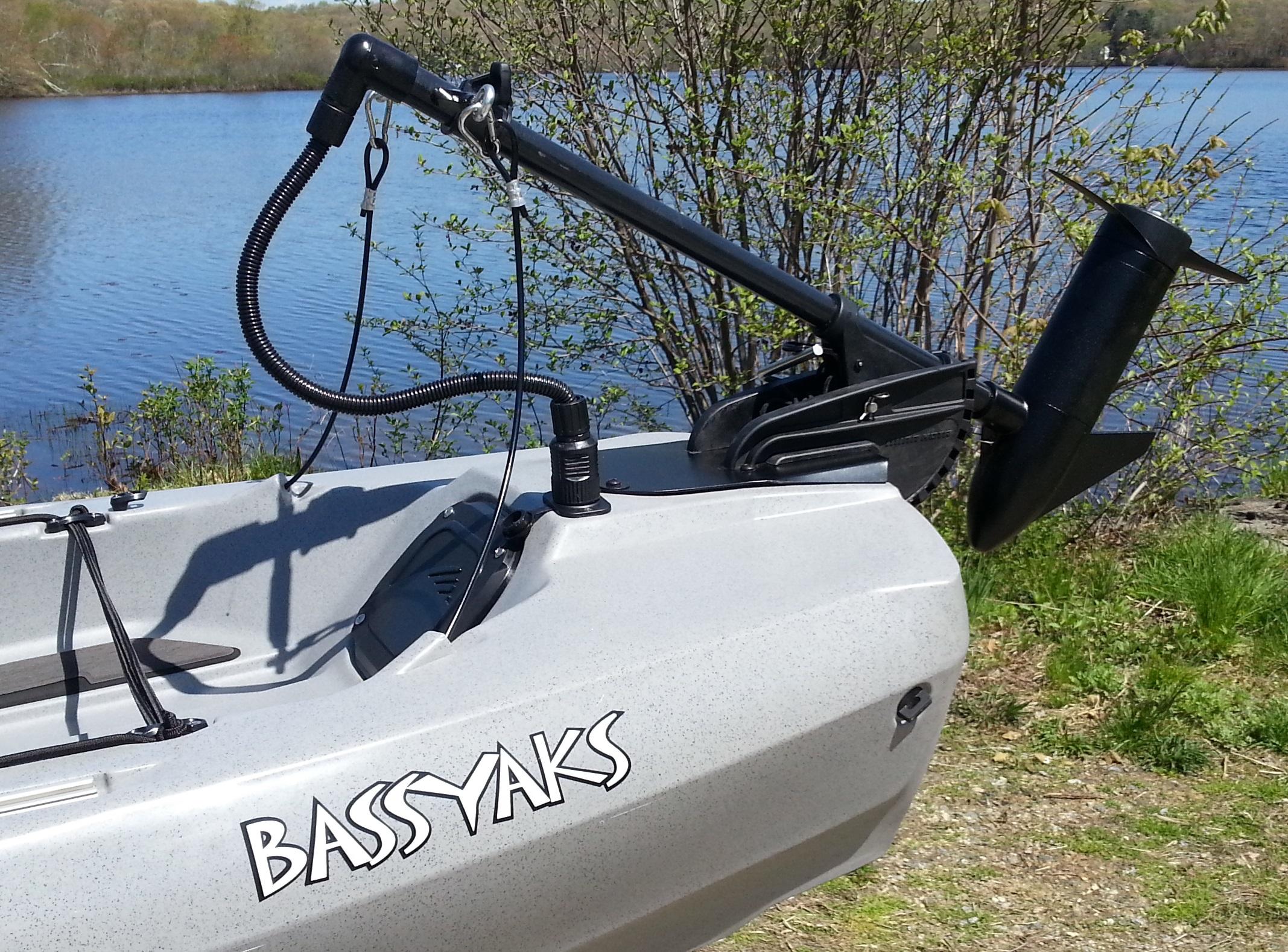 Motors & Pedal Drives: Bassyaks Electric Motor System by Bassyaks - Image 4110