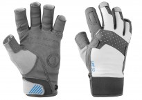Handwear: Traction Open Finger Glove by Mustang Survival - Image 2563