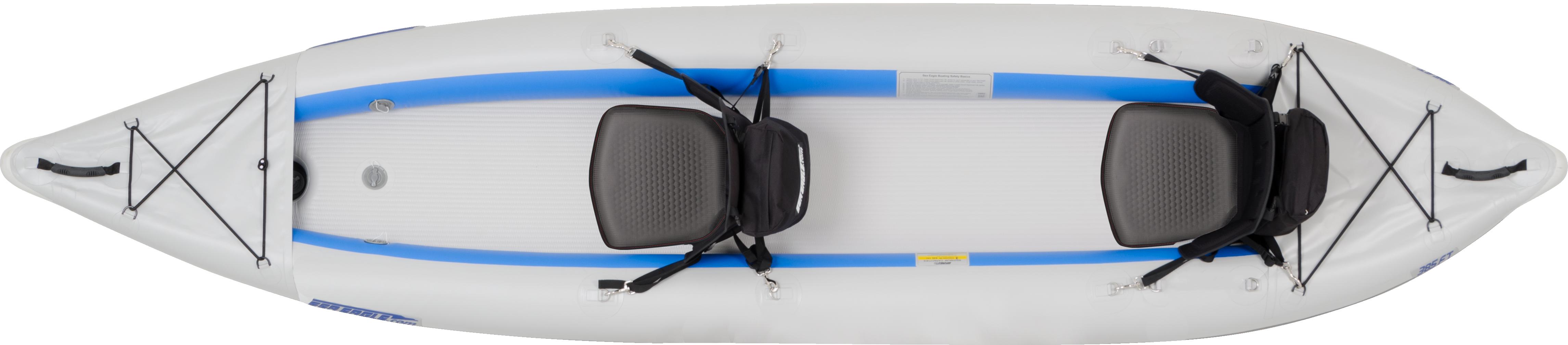 Kayaks: FastTrack 385ft by Sea Eagle - Image 4490