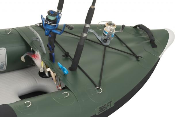 Kayaks: FastTrack Angler 385fta by Sea Eagle - Image 2847