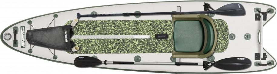 Paddleboards: FishSUP 126 by Sea Eagle - Image 4481