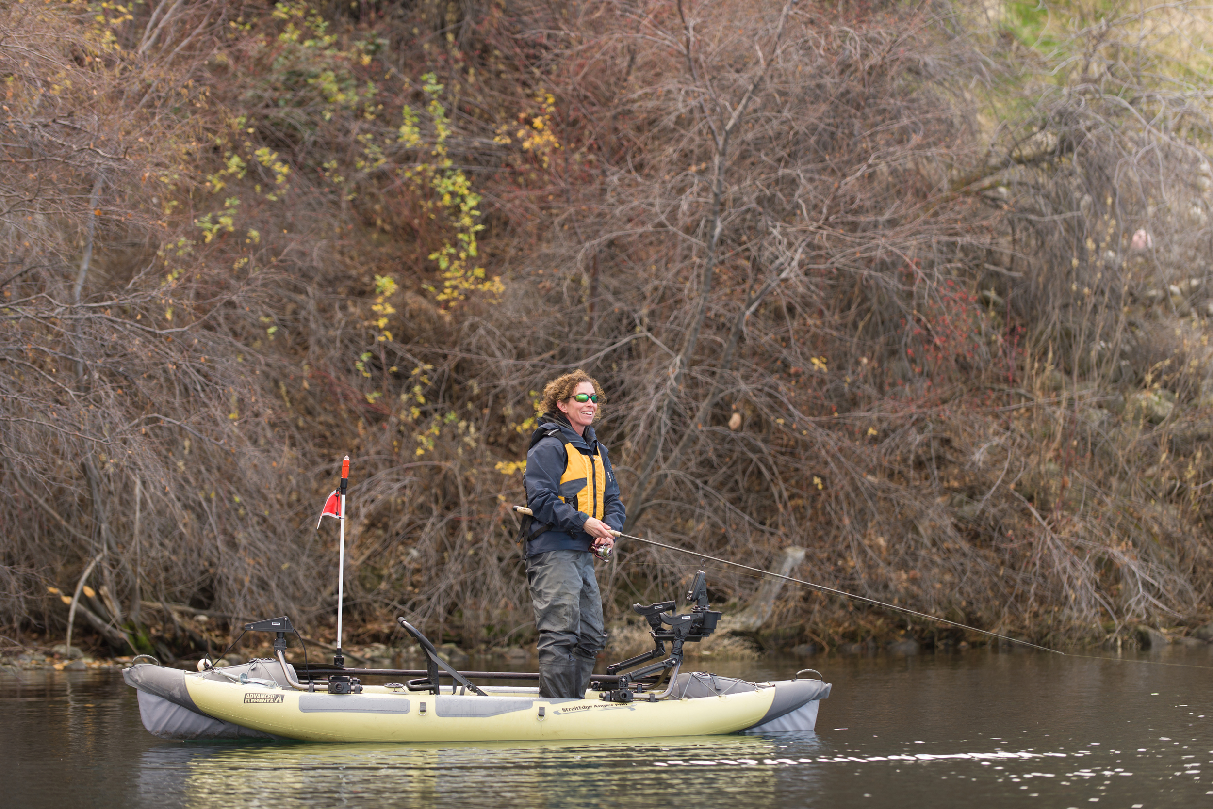 Kayaks: StraitEdge Angler PRO by Advanced Elements - Image 4514
