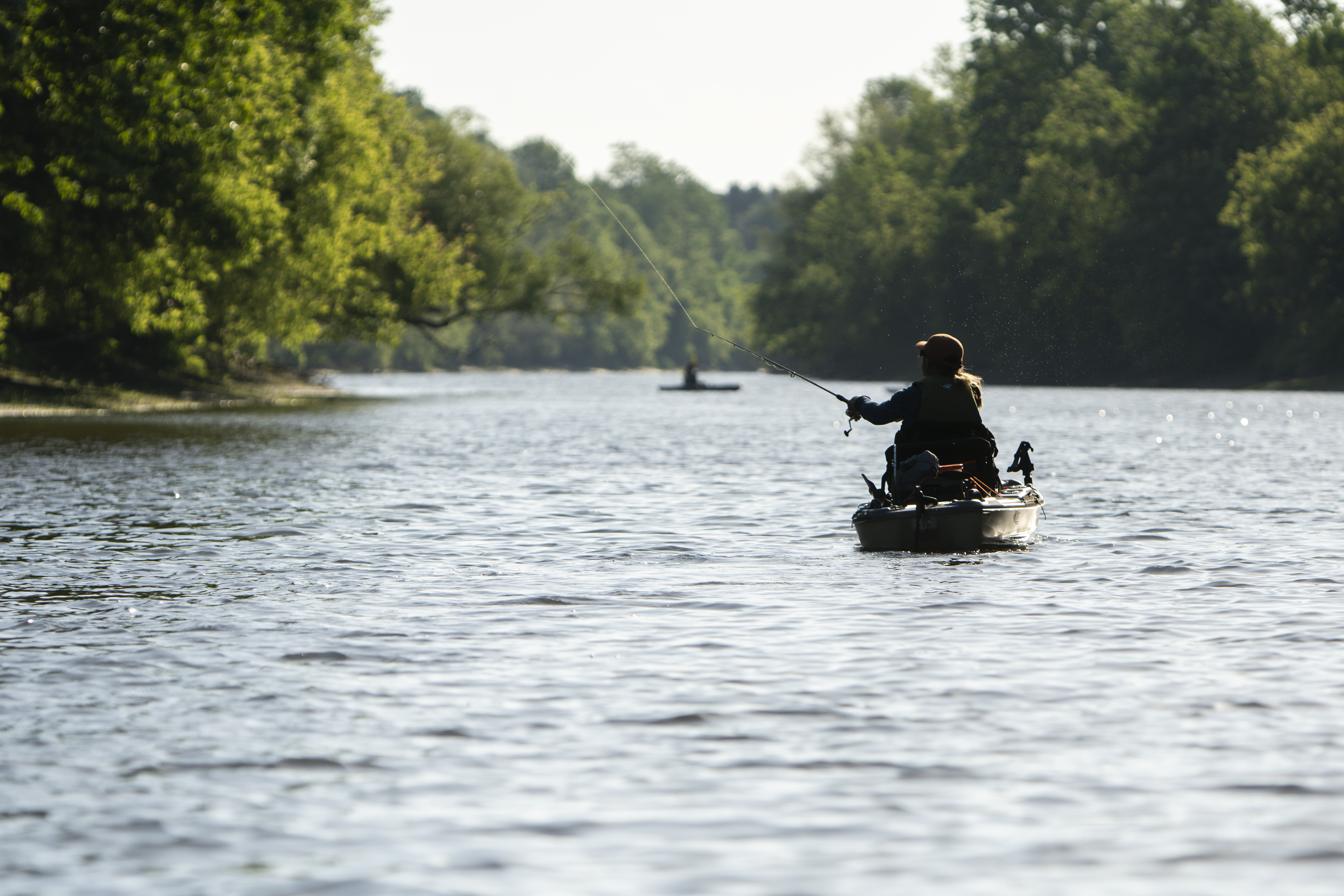 Kayaks: The Catch 130HD by Pelican Premium - Image 4613