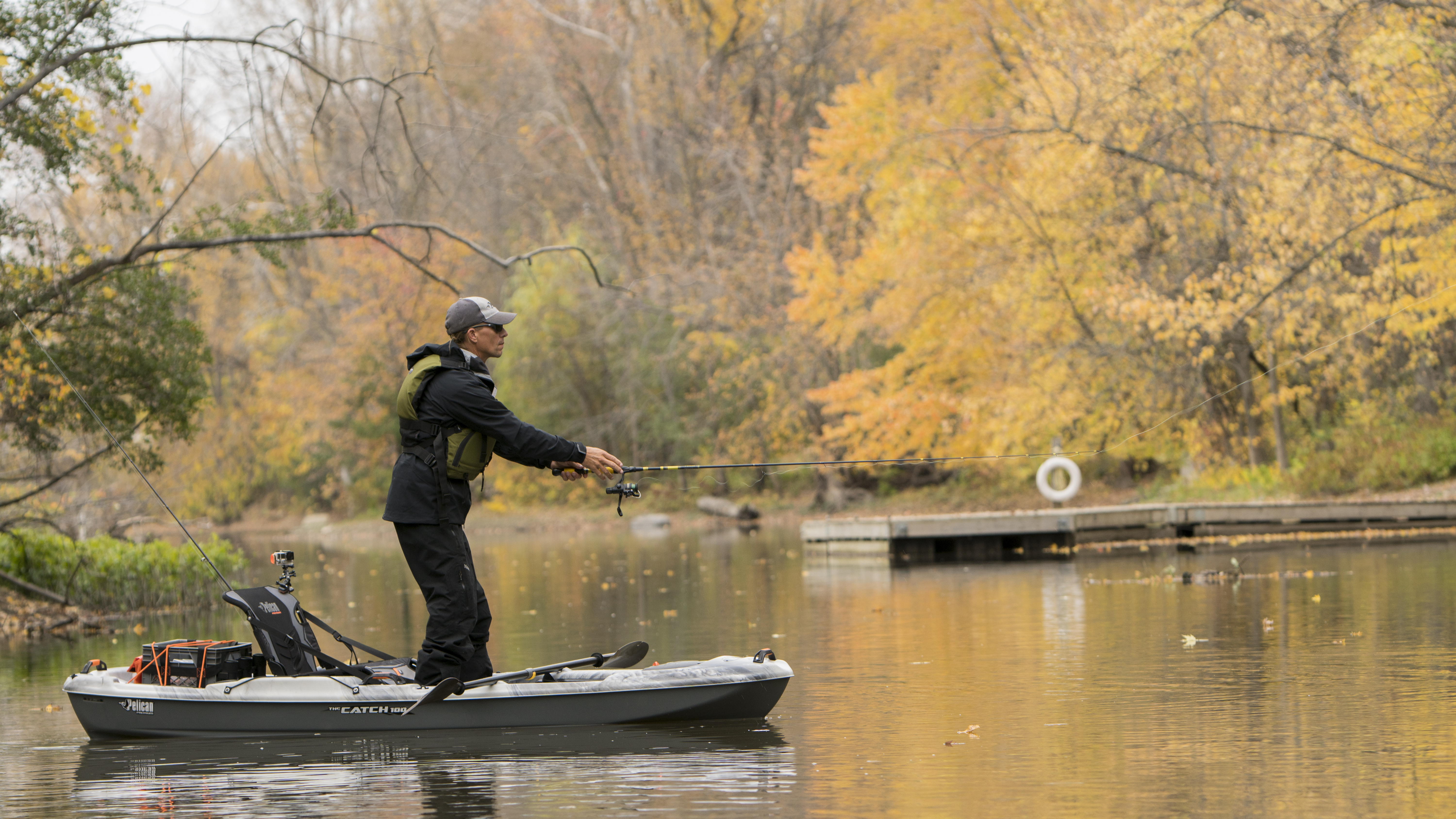 Kayaks: The Catch 100 by Pelican Premium - Image 4603