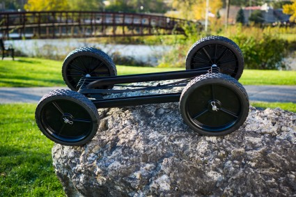 Transport, Storage & Launching: 4WH-Canoe Cart by The Kayak Cart - Image 4580