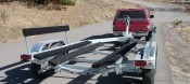 Transport, Storage & Launching: Raft / Inflatable Boat trailers by North Woods Sport Trailers - Image 4038