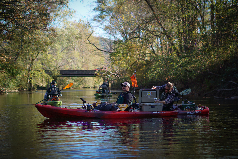 Kayaks: Pescador Pro 10.0 by Perception Kayaks - Image 4476