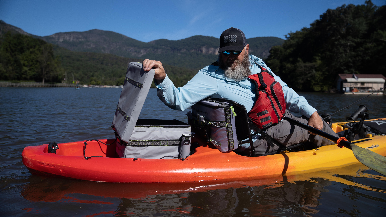 Coolers: Splash Seatback Cooler by Perception Kayaks - Image 3043