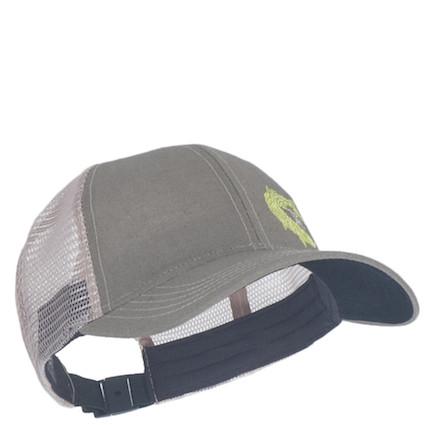 Lifestyle: Cotton/Linen Trucker Hat by Twelve Weight - Image 4684