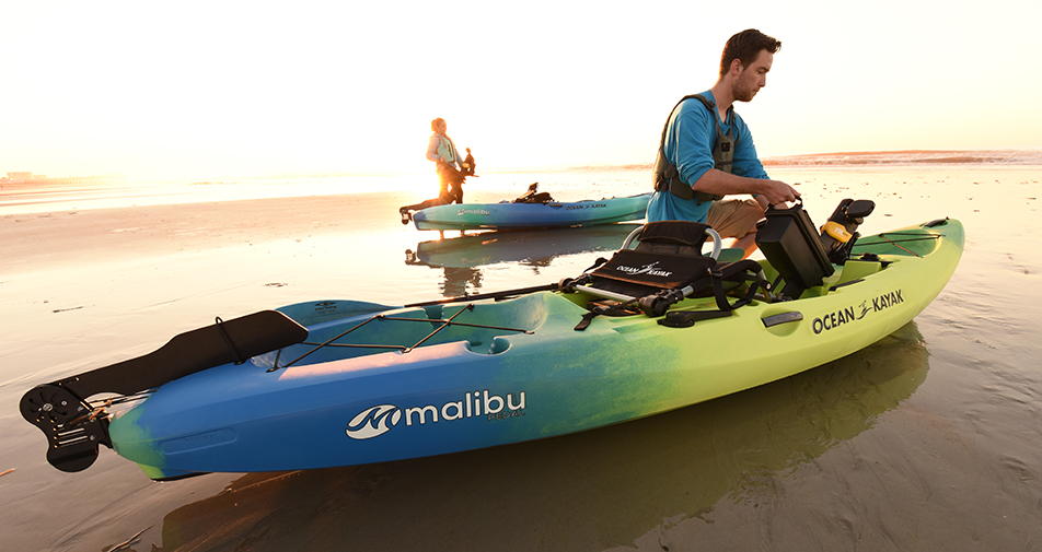 Malibu Pedal Balance