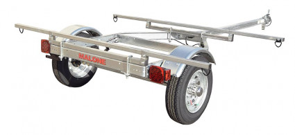 Transport, Storage & Launching: MicroSport™ LowBed™ Trailer by Malone Auto Racks - Image 4731