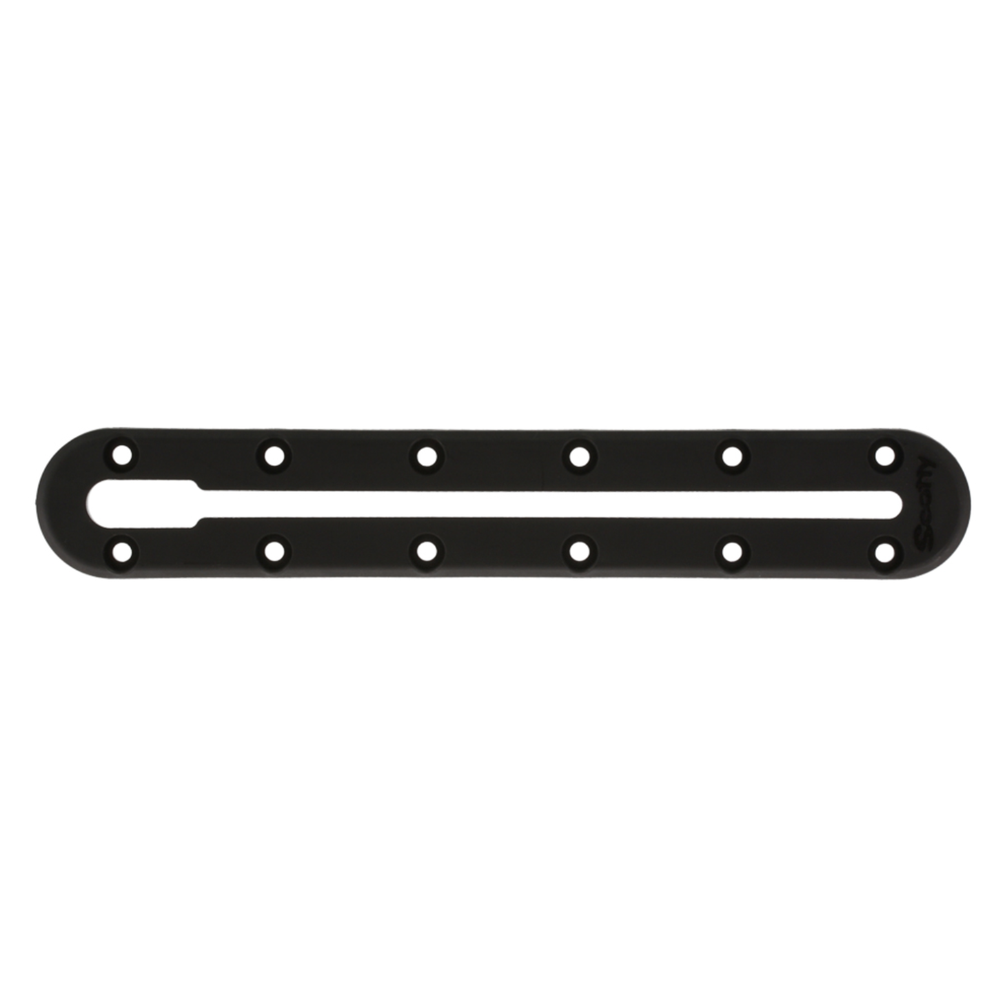Mounts, Tracks & Accessories: 440-BK-8 Low Profile Track (8 Inch) by Scotty - Image 4742