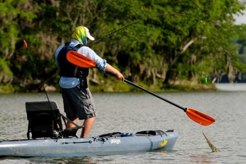 Kayak Paddles: Angler Classic by Bending Branches - Image 3600