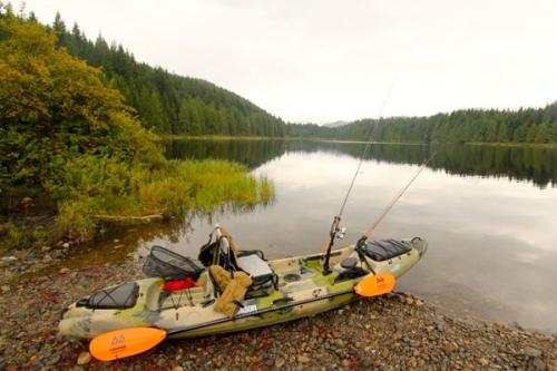 Kayak Paddles: Angler Scout by Bending Branches - Image 3607