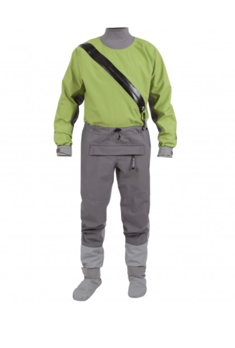 Technical Outerwear: Hydrus 3L Supernova Angler Paddling Suit by Kokatat - Image 2117