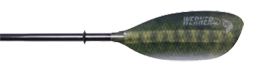 Werner Paddles Shuna Hooked Bass