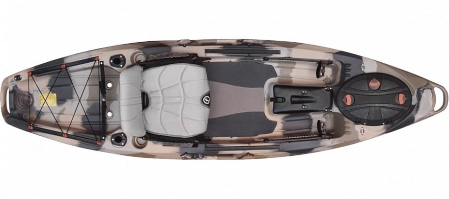 Kayaks: Lure 10 by Feelfree Kayaks - Image 2659