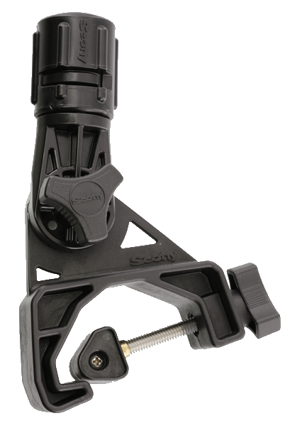 Mounts, Tracks & Accessories: 433 Coaming Gunnel Clamp Mount by Scotty - Image 4174